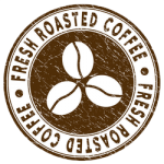 Moe Coffee - Best Cafe in San Diego - Fresh Roasted Coffee Badge